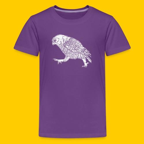 Oh...wl - Premium-T-shirt tonåring