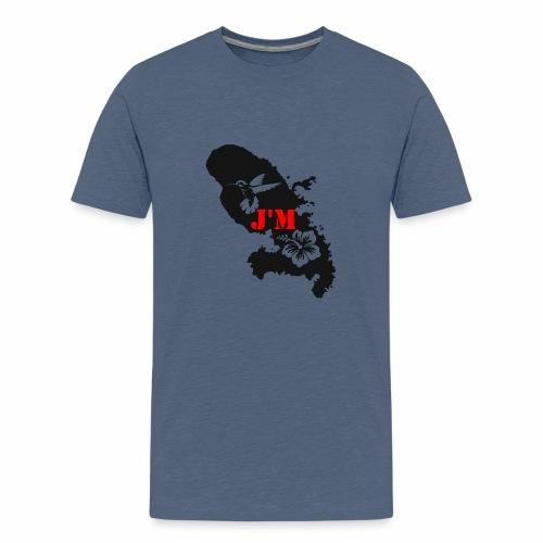 J'M La Martinique - T-shirt Premium Ado