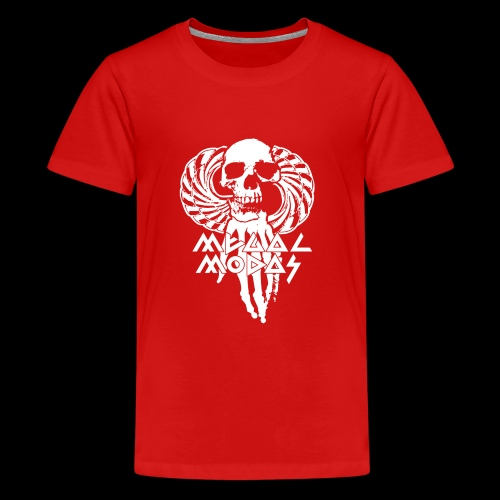 MEGALMODAS Design by Lock and Load - Teenager Premium T-Shirt