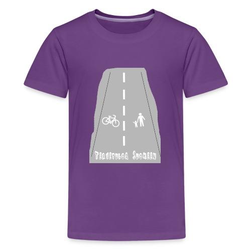 Tervetuloa Suomeen - Teinien premium t-paita
