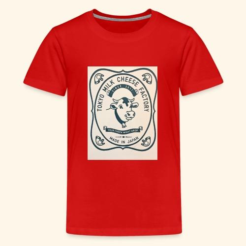 TOKYO Cheese Factory - Teenager Premium T-Shirt