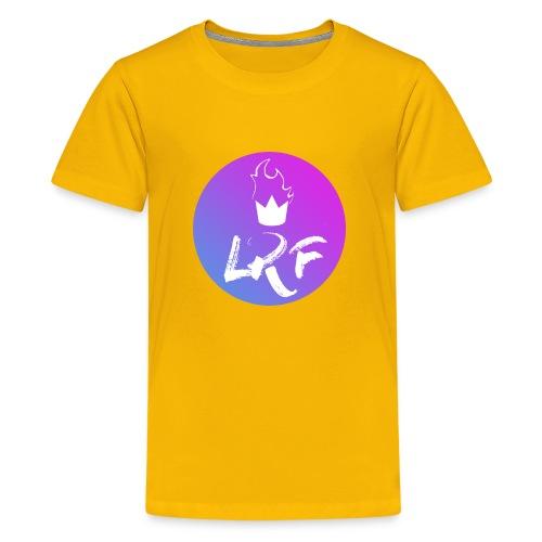 LRF rond - T-shirt Premium Ado