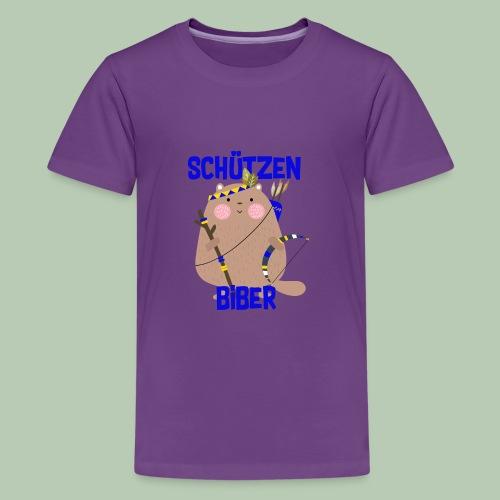 Schützenfest Biber Biberach Biberacher Schützen - Teenager Premium T-Shirt