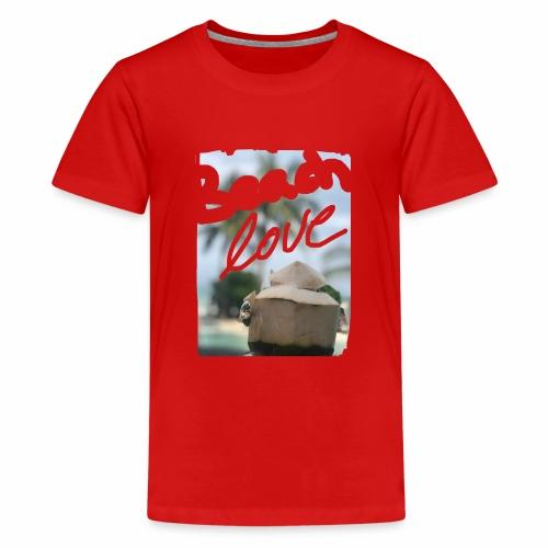 Beach Love & Coco - Teenager Premium T-Shirt