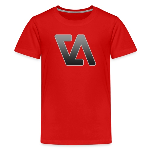 VA | Founders Logo | Limited Edition - Teenage Premium T-Shirt