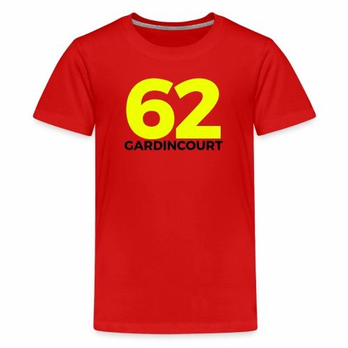 GARDINCOURT 62 S/O - T-shirt Premium Ado