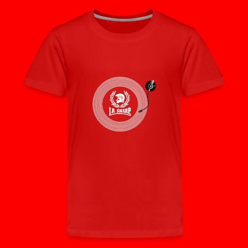 Disco La Sharp - Camiseta premium adolescente