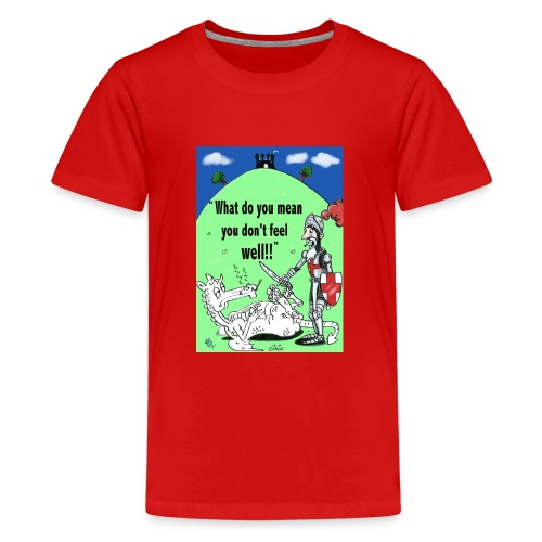 Untitled 1 - Teenage Premium T-Shirt