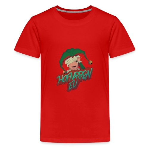 hofnarren_eu Twitch - Teenager premium T-shirt