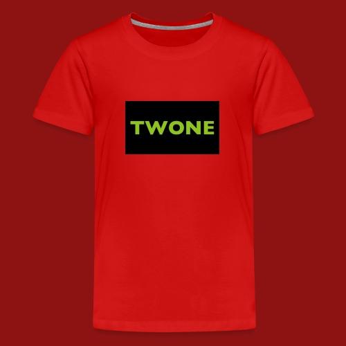 Twone - Teenager Premium T-Shirt