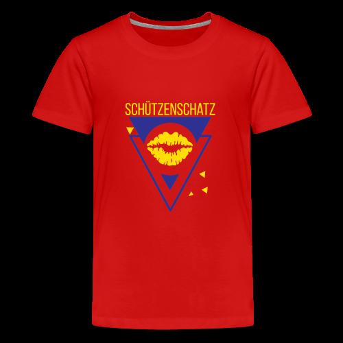 Schützenschatz - Teenager Premium T-Shirt