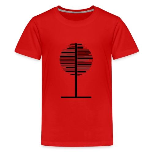 Tree - Teenager premium T-shirt