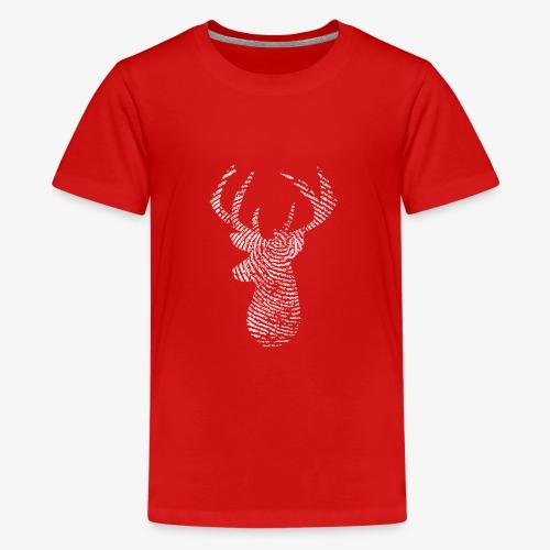 Cerf de Roosevelt - T-shirt Premium Ado