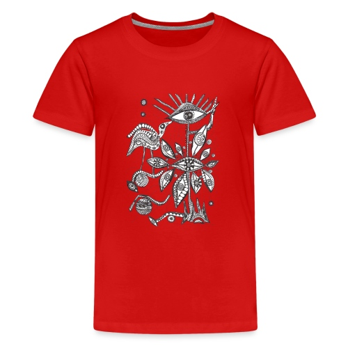 FantasieWelt - Teenager Premium T-Shirt