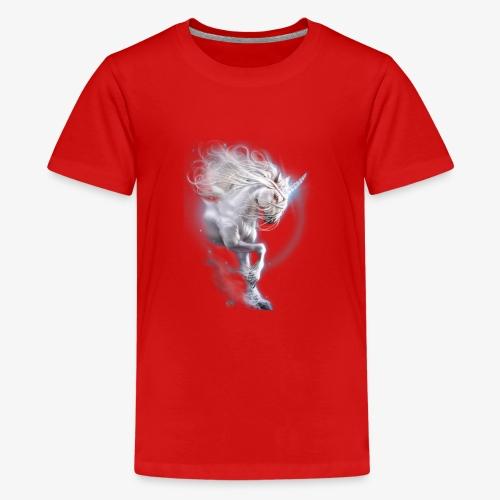 unicorn - Antonello Venditti - Maglietta Premium per ragazzi
