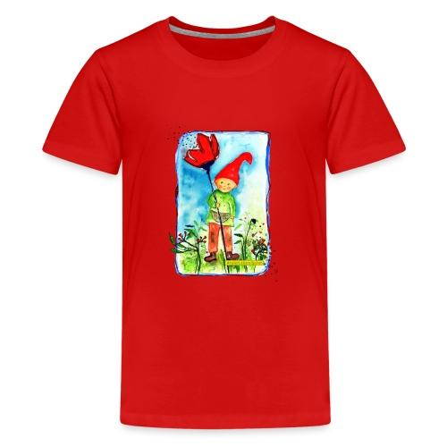 Zwerg - Teenager Premium T-Shirt