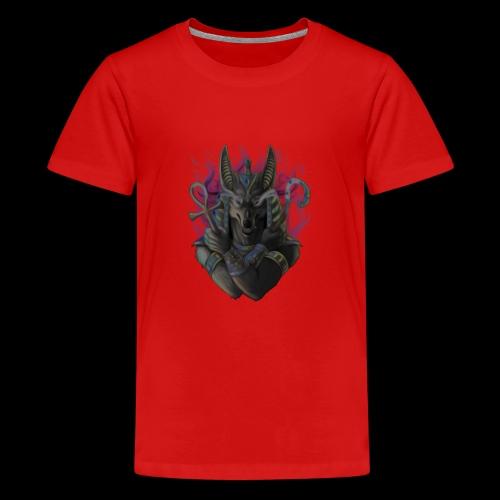 Anubis - Teenager Premium T-Shirt
