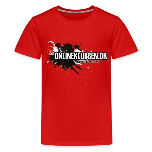 SPLASH OK png - Teenager premium T-shirt
