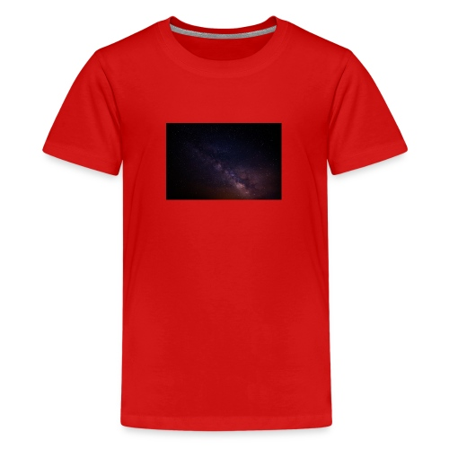 Galaxie - Teenager Premium T-Shirt