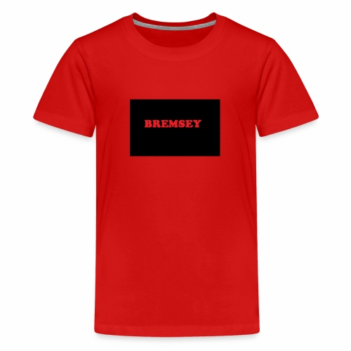 bremsey - Premium-T-shirt tonåring