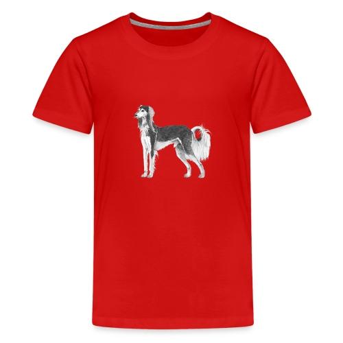 saluki - Teenager premium T-shirt