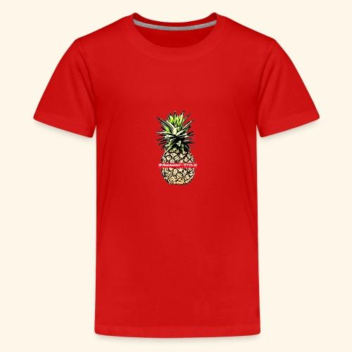 #Ananas-style - Teenager Premium T-Shirt