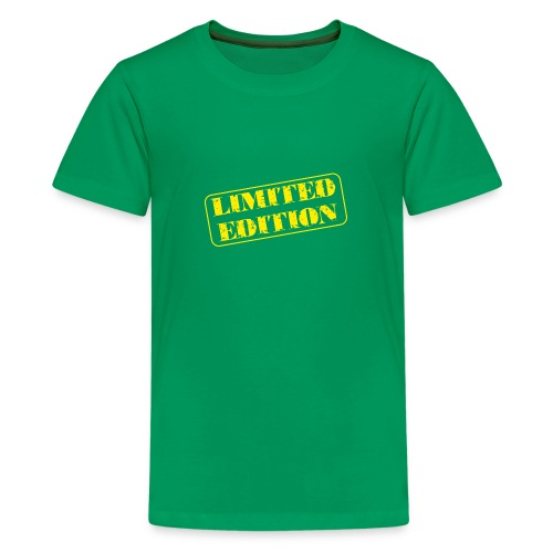 Limited Edition - Teenager Premium T-Shirt