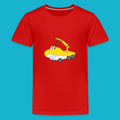 Wayne Crane - Teenage Premium T-Shirt