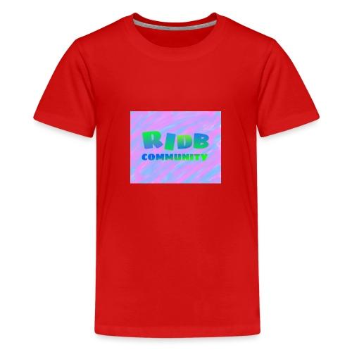 RIDB community - Teenager Premium T-shirt