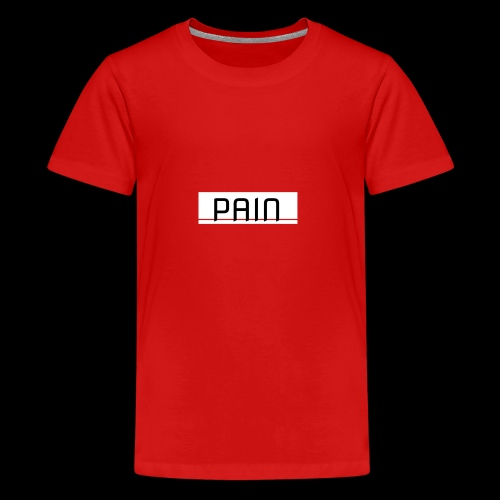 pain - Koszulka młodzieżowa Premium