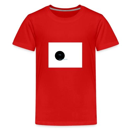 roel de gamer - Teenager Premium T-shirt