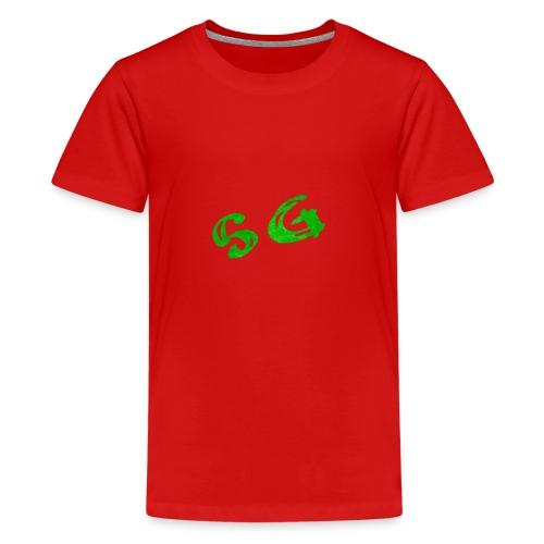 StreamGangster - Teenager Premium T-shirt