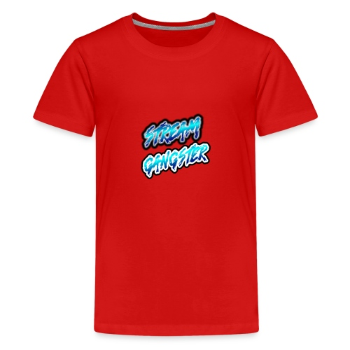 StreamGangsterMerchandise - Teenager Premium T-shirt