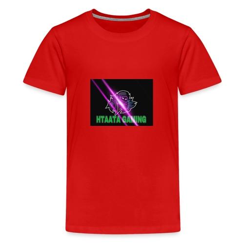 HTAATA - Premium T-skjorte for tenåringer