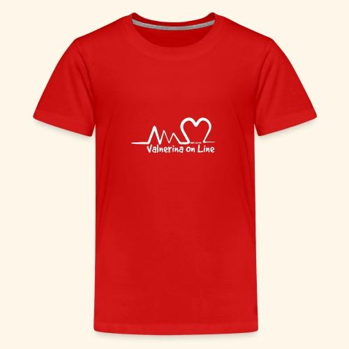 Valnerina On line APS maglie, felpe e accessori - Maglietta Premium per ragazzi
