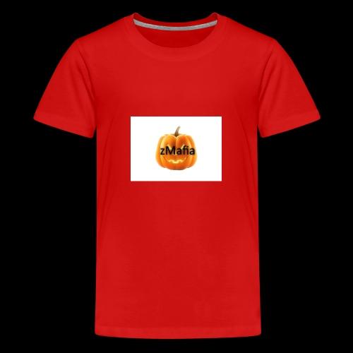 *limitiert* Halloween merge - Teenager Premium T-Shirt