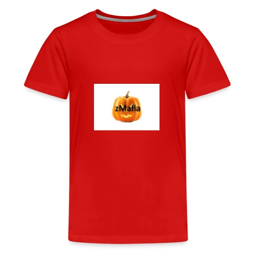 *limitiert* Halloween merge - Teenager Premium T-Shirt