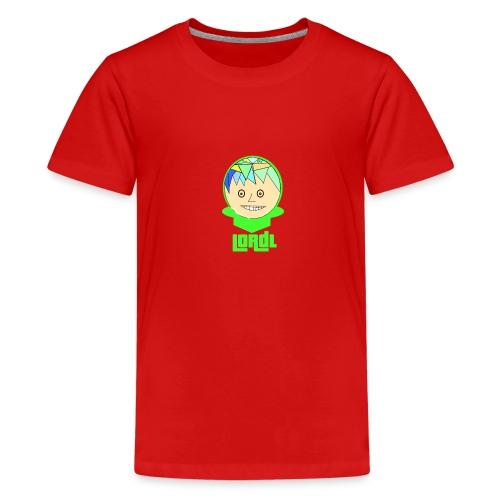 Lord L Comic - Teenager Premium T-Shirt