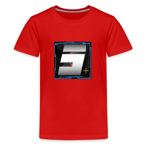 Logo Sernicke Plus - Teenager Premium T-Shirt