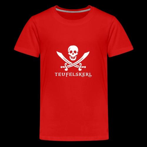 ~ Teufelskerl ~ - Teenager Premium T-Shirt