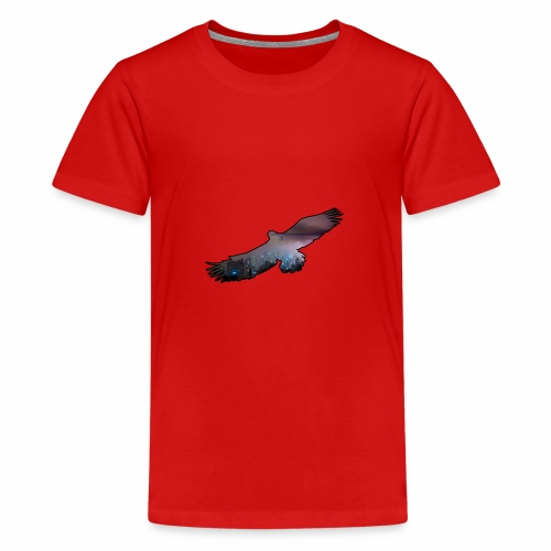 Le Rapace - J'peux pas j'suis un Rapace - T-shirt Premium Ado