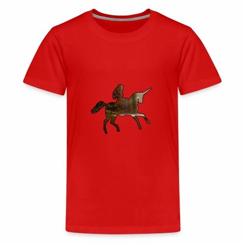 La Licorne - J'peux pas j'ai Licorne - T-shirt Premium Ado