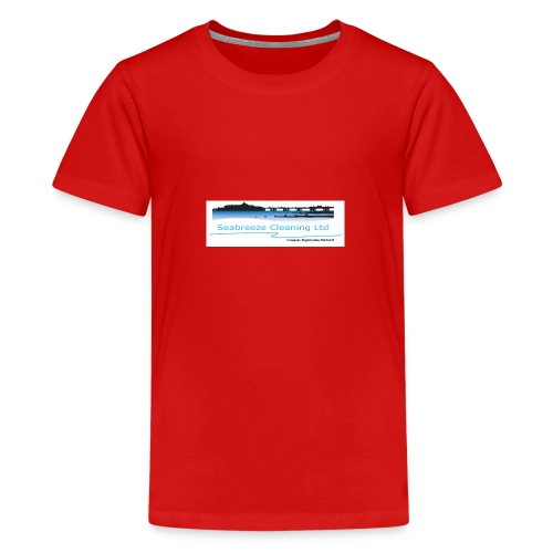 seabreeze (2) - Teenage Premium T-Shirt