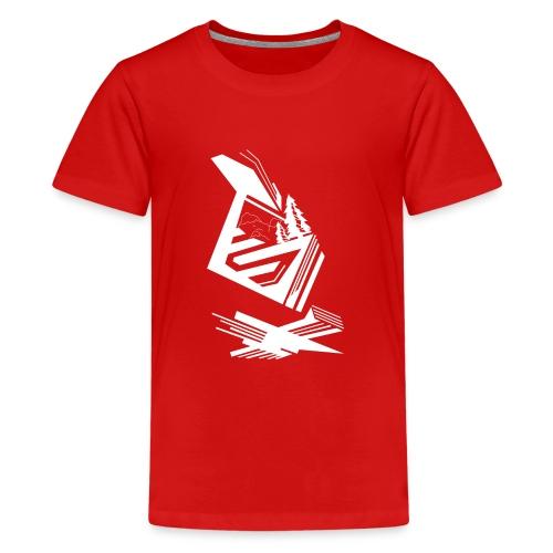 Nextxun Landscape - Camiseta premium adolescente