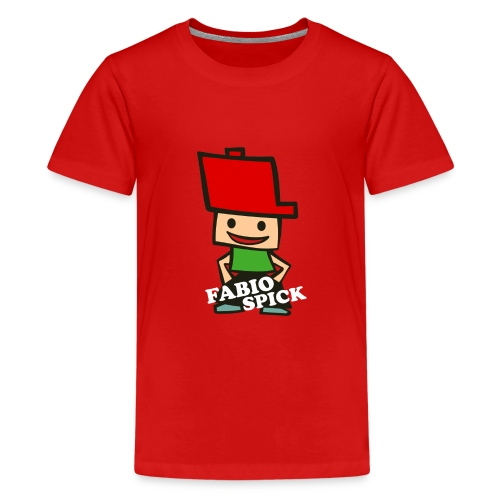 Fabio Spick - Teenager Premium T-Shirt