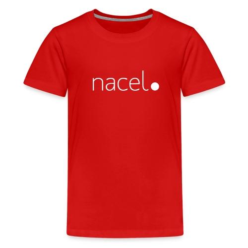 Logo Nacel - T-shirt Premium Ado