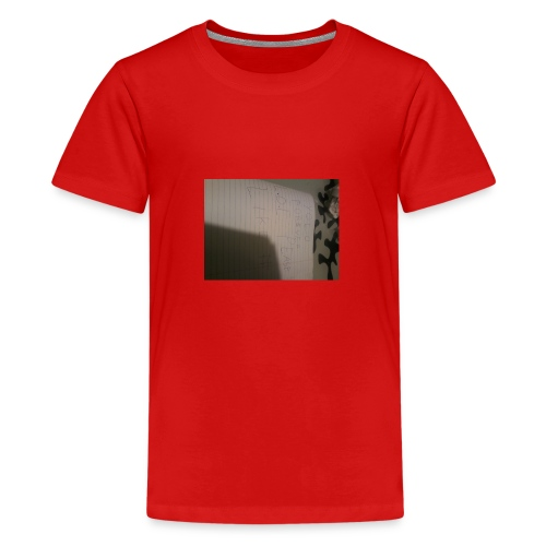 Kinderkleding lol - Teenager Premium T-shirt