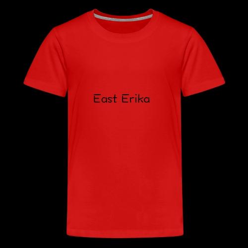 East Erika logo - Maglietta Premium per ragazzi