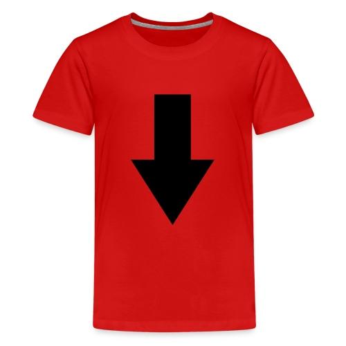 pfeil - Teenager Premium T-Shirt