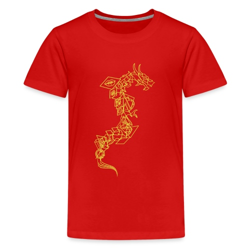 Serpent - Teenager Premium T-shirt